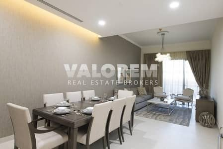 2 Bedroom Apartment for Sale in Mirdif, Dubai - Ready to move in only from 290000!! 2bhk apartment