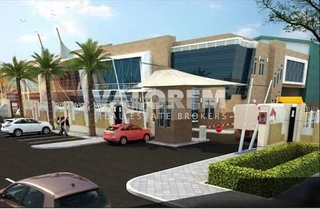 Warehouse for Sale in Technology Park, Dubai - High quality New warehouse for sale in Techno park Dubai