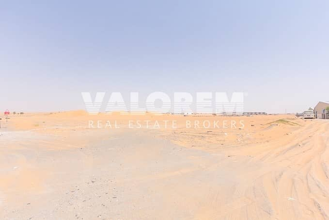 Very Rare Large Size Leasehold plot 4 Sale in Umm Al Quwain