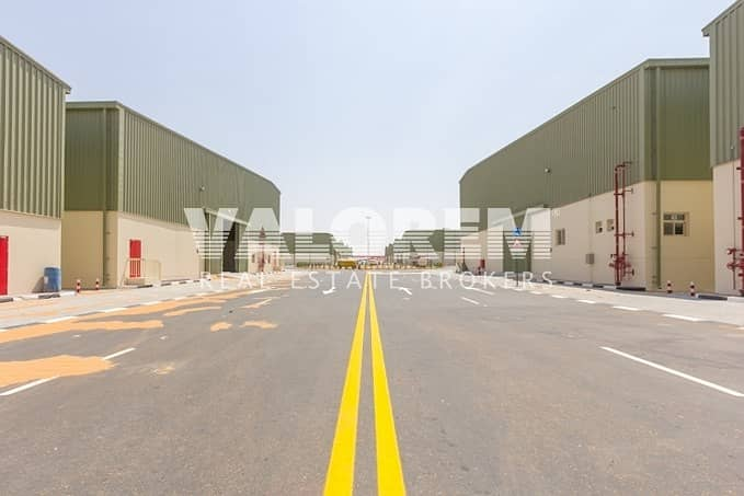 1 High Power(Conditional) Large Warehouse for Rent in UAQ