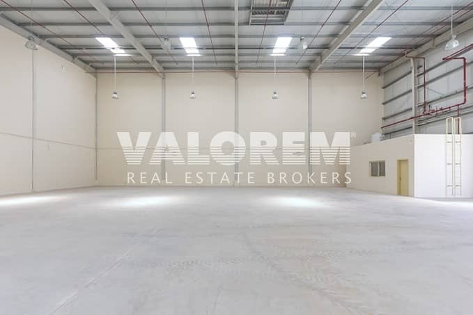 Brand New Excellent Warehouse for Rent in Umm Al Quwain