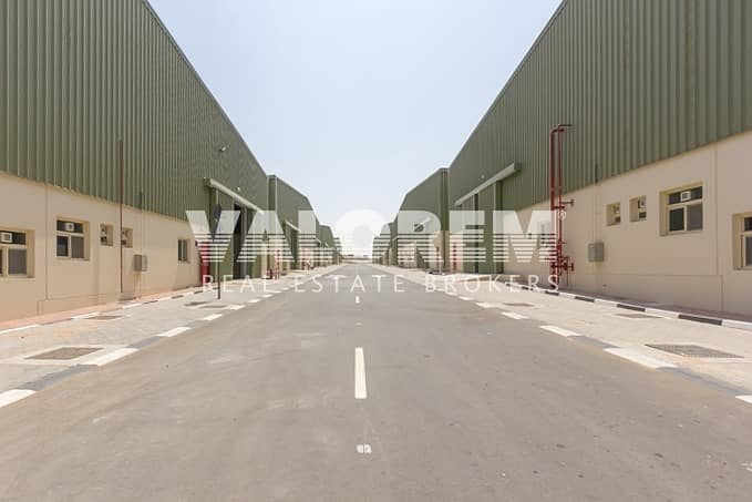 Brand New Small Warehouse for Rent in Umm Al Quwain