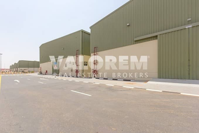 2 Brand New Small Warehouse for Rent in Umm Al Quwain