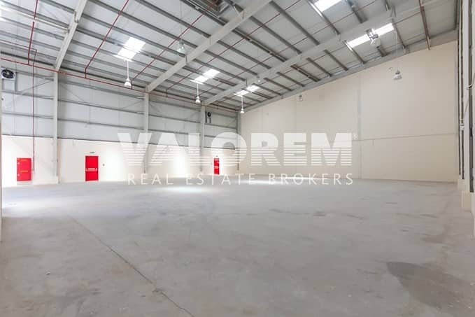 22 Brand New Excellent Warehouse for Rent in Umm Al Quwain