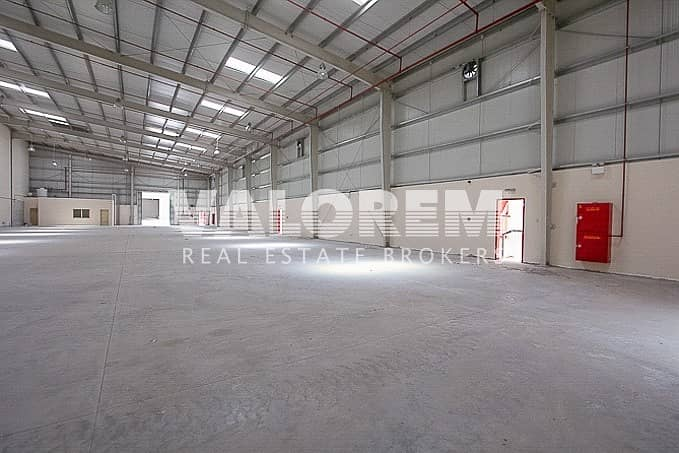 18 High Quality Cheapest Warehouse for Rent in Umm Al Quwain