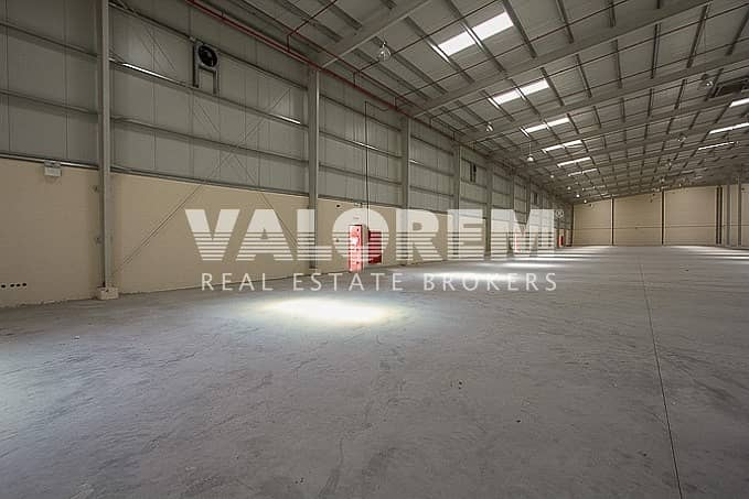 Cheapest Rent Large Warehouse for lease in Umm Al Quwain