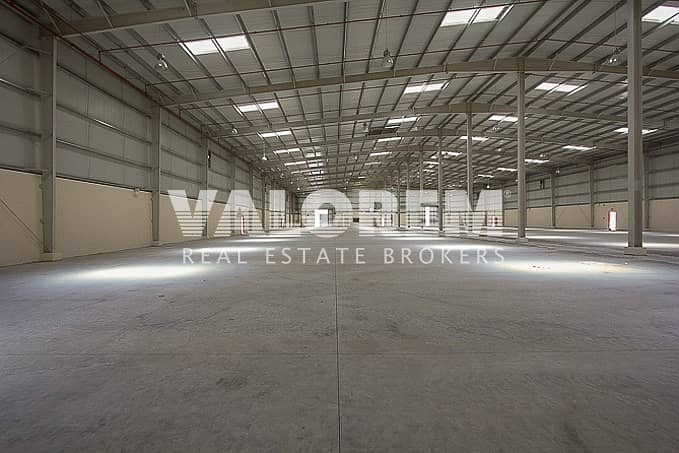 2 Cheapest Rent Large Warehouse for lease in Umm Al Quwain
