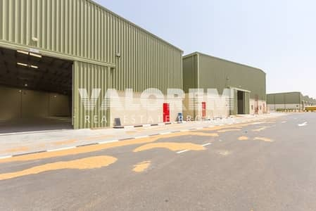 Cheapest Brand New Warehouse for Rent in Umm Al Quwain