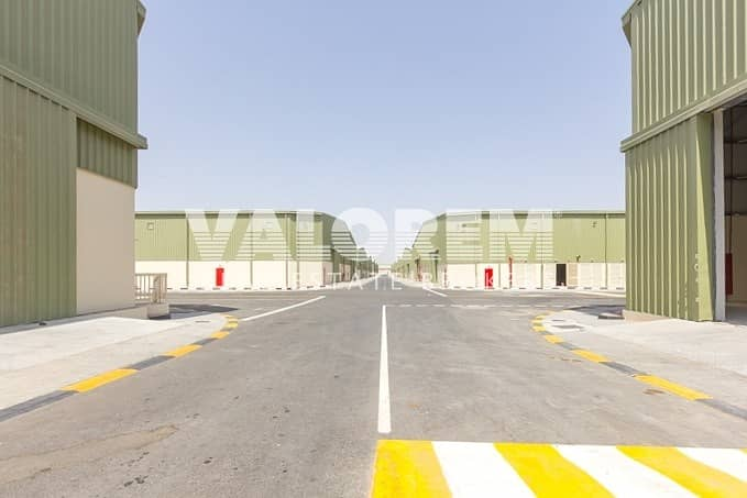 2 Cheapest Brand New Warehouse for Rent in Umm Al Quwain