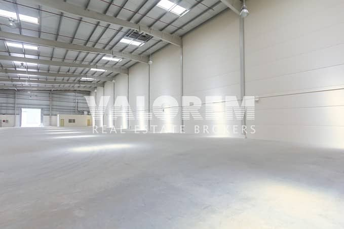 2 Brand New High Power Large Warehouse for Rent in UAQ