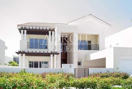 فیلا 4 غرفة نوم للايجار في مدينة محمد بن راشد، دبي - Brand New   Beautiful  4BR  Mediterrenean Villa in District One!