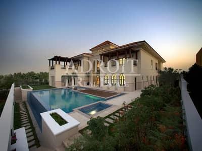 فیلا 7 غرفة نوم للايجار في مدينة محمد بن راشد، دبي - Best Location for Mediterranean 7BR Mansion in the Heart of Dubai!