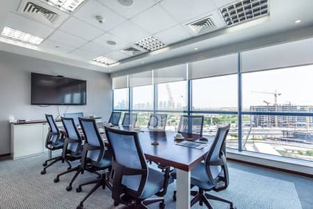 Fitted Office   Prime Location   Low Floor