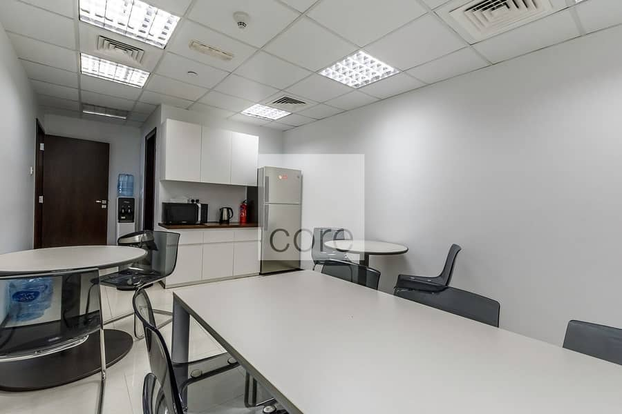 10 Fitted Office   Prime Location   Low Floor