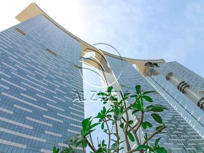 1 Bedroom Flat for Rent in Al Reem Island, Abu Dhabi - Low Priced 1BR in Gate Towers for Rent
