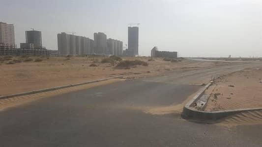 ارض سكنية  للبيع في العالية، عجمان - ارض للبيع ف عجمان العاليا علي شارع الشيخ محمد بن زايد