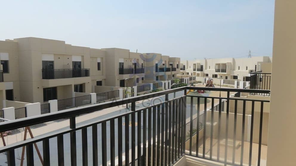 Prime Location Brand New 3 Bed Rooms Plus Maids