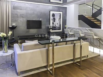 5 Bedroom Villa for Rent in DAMAC Hills (Akoya by DAMAC), Dubai - Luxury Finishing- 5 bed+maids in Picadilly Greens