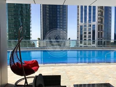 استوديو  للايجار في منطقة الكورنيش، أبوظبي - New tower | Serviced and Fully Furnished