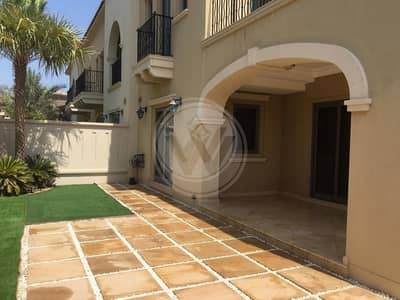 3 Bedroom Villa for Rent in Saadiyat Island, Abu Dhabi - Exclusive|Best landscaped garden! Call to view!
