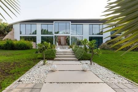 فیلا 6 غرفة نوم للبيع في جزيرة نوراي، أبوظبي - Magnificent Villa with Own Beach|Ultimate Privacy