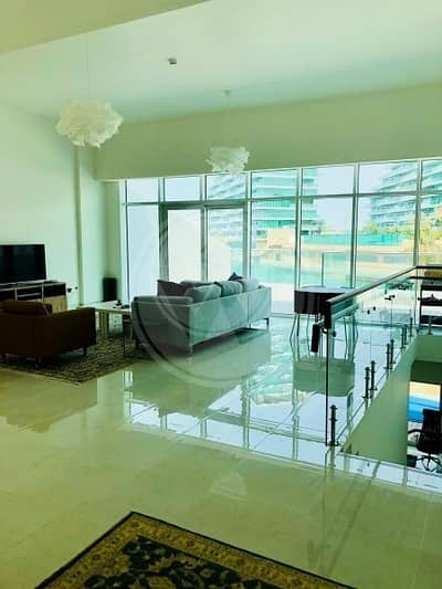 3 Bedroom Townhouse for Rent in Al Raha Beach, Abu Dhabi - Townhouse | Partly Furnished | Ready Now