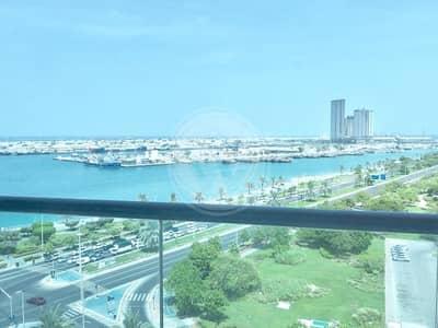 شقة 3 غرفة نوم للايجار في منطقة الكورنيش، أبوظبي - Beautiful sea views from your new home!!