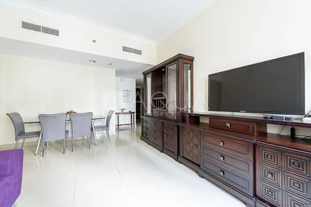1 Bedroom Flat for Rent in Jumeirah Lake Towers (JLT), Dubai - Nicely Furnished 1 Bed | Move in ready