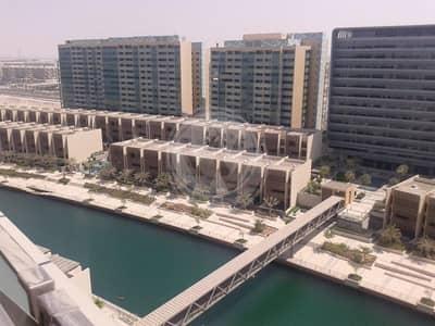 1 Bedroom Flat for Sale in Al Raha Beach, Abu Dhabi - Amazing canal view apartment- High floor