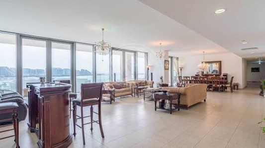 بنتهاوس 4 غرفة نوم للبيع في شاطئ الراحة، أبوظبي - Penthouse | Excellent choice | Sea views