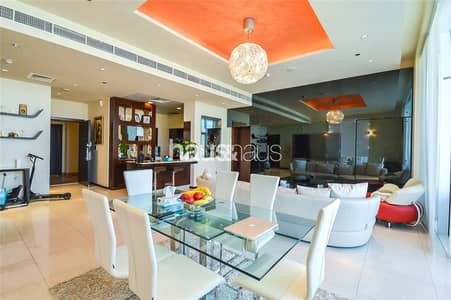 2 Bedroom Apartment for Sale in Palm Jumeirah, Dubai - Upgraded 2 Bed   Atlantis & Sea View   Vacant
