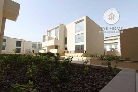 فیلا 3 غرف نوم للبيع في شاطئ الراحة، أبوظبي - Sea View  3BR. Villa in Al Zeina