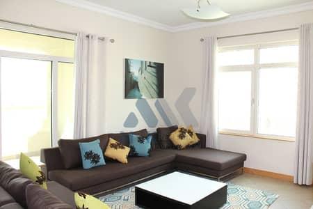 شقة 2 غرفة نوم للايجار في نخلة جميرا، دبي - 1