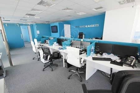 مکتب  للبيع في أبراج بحيرات جميرا، دبي - Rented | Semi Furnished. | Great Layout.