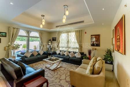 5 Bedroom Villa for Sale in The Villa, Dubai - Upgraded Villa | Corner Plot | Single Row