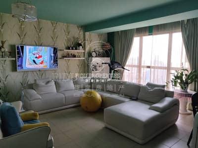 شقة 2 غرفة نوم للبيع في جي بي ار، دبي - Marina and Sea View | High Floor | Furnished
