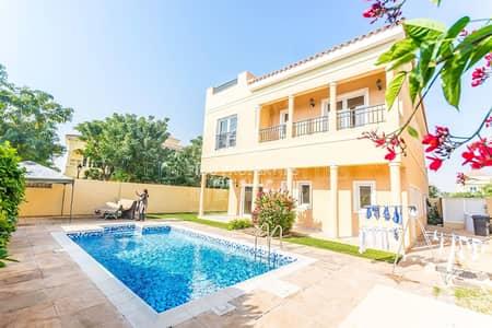 5 Bedroom Villa for Sale in The Villa, Dubai - Exclusive |  Corner Plot  | Private Pool