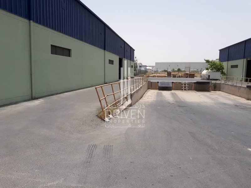 2 Spacious Warehouse for Sale in JAFZA North
