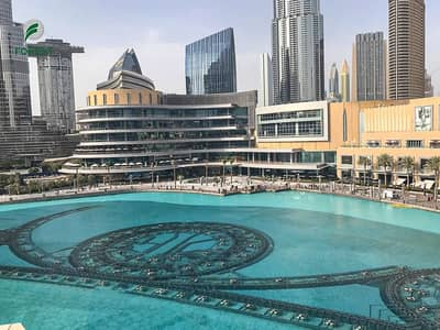 3 Bedroom Flat for Rent in Downtown Dubai, Dubai - Corner Unit with Fountain View | Fully Furnished