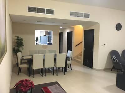 3 Bedroom Villa for Rent in International City, Dubai - Luxury Furnished 3 BED Villa For Rent Only 77K