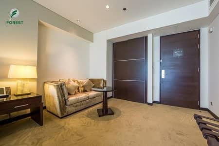 Hotel Apartment for Rent in Dubai Marina, Dubai - Amazing Furnished Studio DEWA Bills Are Inclusive