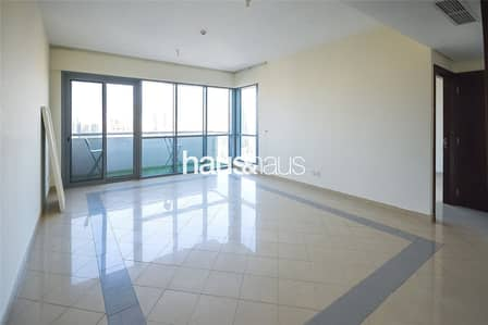 فلیٹ 1 غرفة نوم للايجار في ذا فيوز، دبي - Vacant | Panoramic Views | Bright + Airy