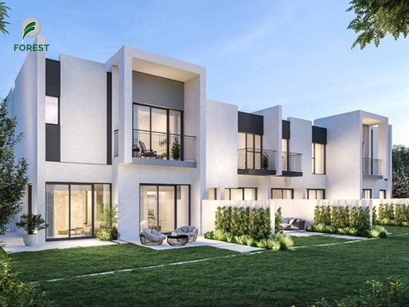 2 VIP Location | Four Townhouse Plot in Al Furjan