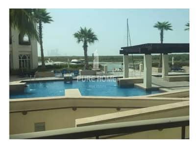 شقة 1 غرفة نوم للايجار في الطريق الشرقي، أبوظبي - Significant  1 Bedroom  with Beautiful Community Views