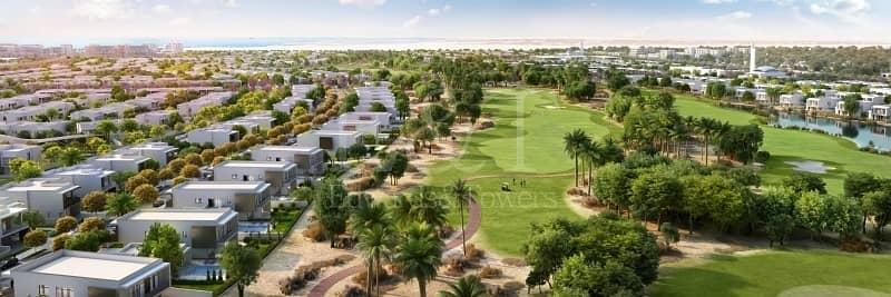 فیلا 4 غرفة نوم للبيع في جزيرة ياس، أبوظبي - Prime Large Villa Directly on the Golf Course