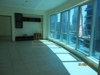 1 Bedroom Flat for Sale in Dubai Marina, Dubai - Large 1 BR Appt in Beauport | Marina View