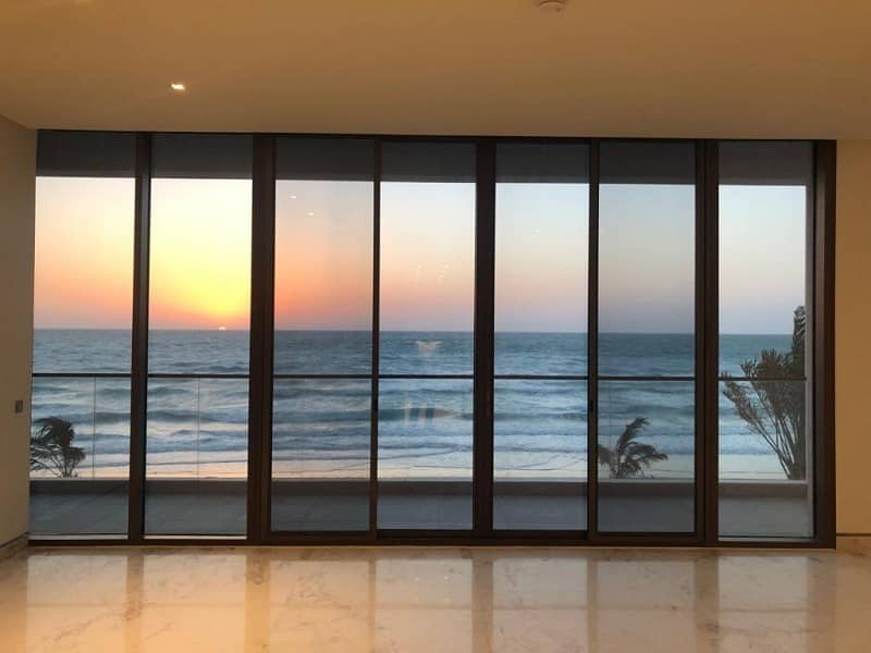 2 Beautifully Landscaped 5 BR with complete Sea View