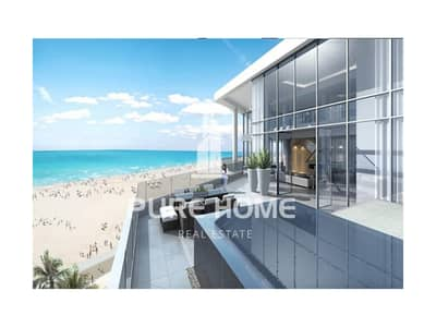 2 Bedroom Apartment for Sale in Saadiyat Island, Abu Dhabi - Zero Registration Fees   Zero Commission Fees  Great  Large Sized  2BR Apartment With Beach Access for Sale!