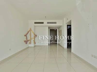فلیٹ 1 غرفة نوم للبيع في جزيرة الريم، أبوظبي - SEA VIEW ! 1 BR Apartment im Marina Blue