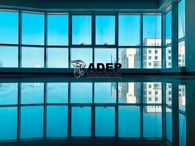 شقة 1 غرفة نوم للايجار في شارع حمدان، أبوظبي - Golden View All Facility With Offer
